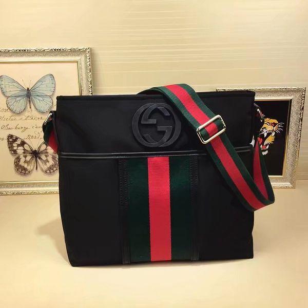New style Top quality mens luxury designer travel luggage bag men totes keepall leather handbag duffle bag brand fashion luxury desi189751-1