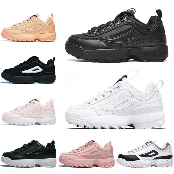 2019 With Socks 2020 ClassicFILA Men Women Running Shoes Athletic Designer Sneakers Outdoor Jogging Mens Trainers Casual Shoes Size 36 44 From
