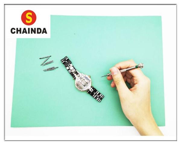 Frete grátis 1pc 0,5 mm de espessura Mat Desk de borracha antiderrapante Original para Watch Repair