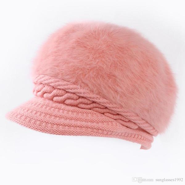 Wool Women Beret Autumn Winter Octagonal Cap Hats Stylish Artist Painter Newsboy Caps Black Grey Beret Hats