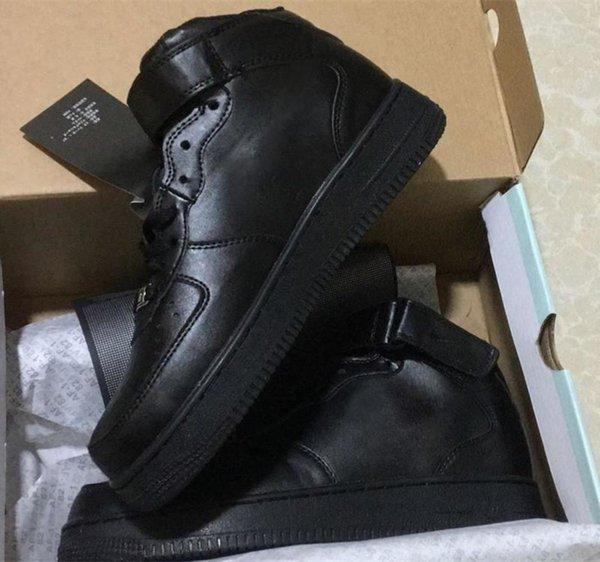 #1 Black High 36-45