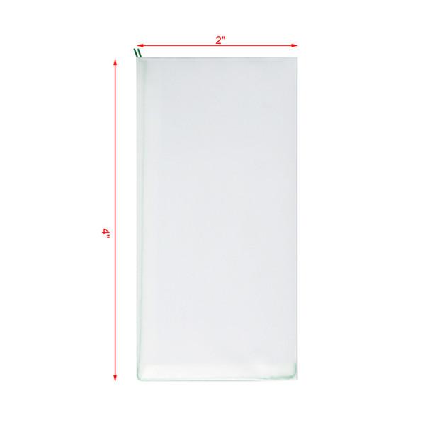 Sacchetti filtro da 2 * 4 pollici per colofonia di LTQ Vapor 36/72/90/120 Micron Food Grade in nylon con rete filtrante per sacchi filtro pressa per colofonia 100% autentico