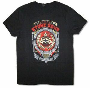 Stone Short-SleevShort-Sleeve Hydrograd BlaShort-Sleeve T Shirt New Official Slipknot