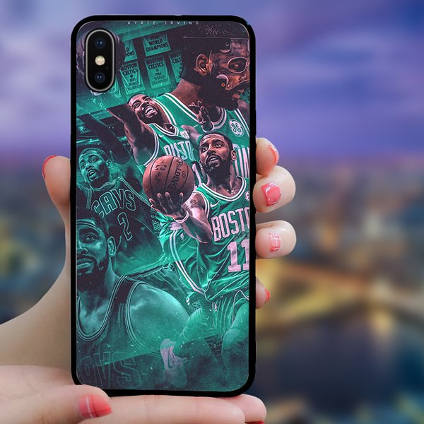 Designer Sports Start Phone Cases for IPhone XSMAX XS XR X 6 7 8 Plus TPU Fashion Cover for Men Women