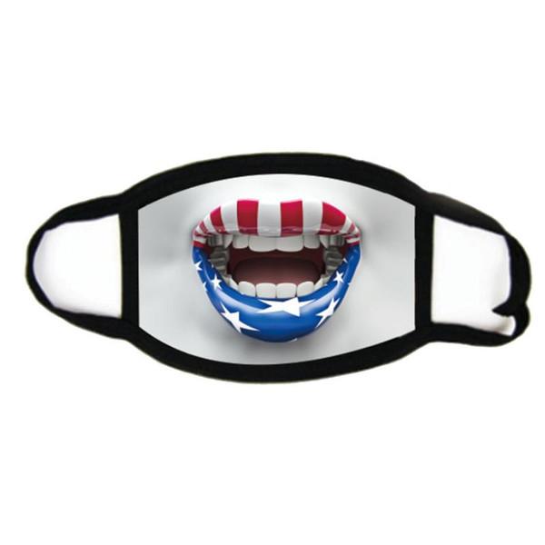 Flag Mask # 4