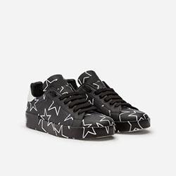 Perfetto roccia Runner Camouflage Sneakers in pelle Scarpe Uomini, Donne di lusso stile rock Studs esterna CAMUSTARS SCARPE casual myu03