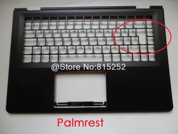 Descanso de mãos Laptop Por Lenovo 500-14 YOGA 500-14IBD Flex 3 14 Flex 3-1470 US UK layout Maiúsculas Keyboard moldura da tampa New Original