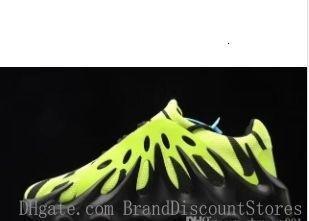 2019 New Charlescharlyc Kanye West 451 coureur de vague Designer Hommes 451 Chaussures de course de sport Chaussures Homme avec la boîte 40-45