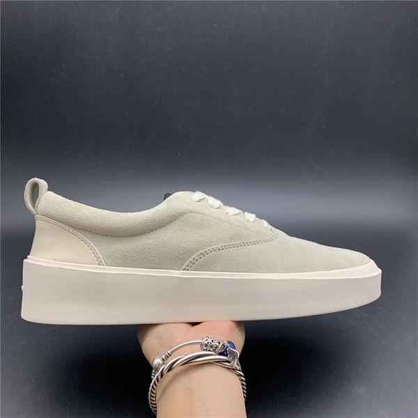 Tanrı Korkusu 101 Tasarımcı Rahat Ayakkabılar İtalya Dönemi 95 İntikam X Fırtına Eski Skool Vetements VisVim Kaykay Slip-On SIS 6AG Ile Sneakers