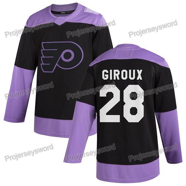 28 Claude Giroux