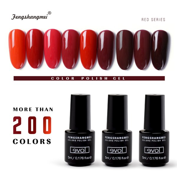 Fengshangmei 5ml Professional Varnish Long Lasting Design Gelpolish on christmas home nail designs, easy home make up, zebra nail designs, cool nail designs, crazy nail designs, simple home nail designs, easy fingernail designs, basic nail designs, red nail designs,