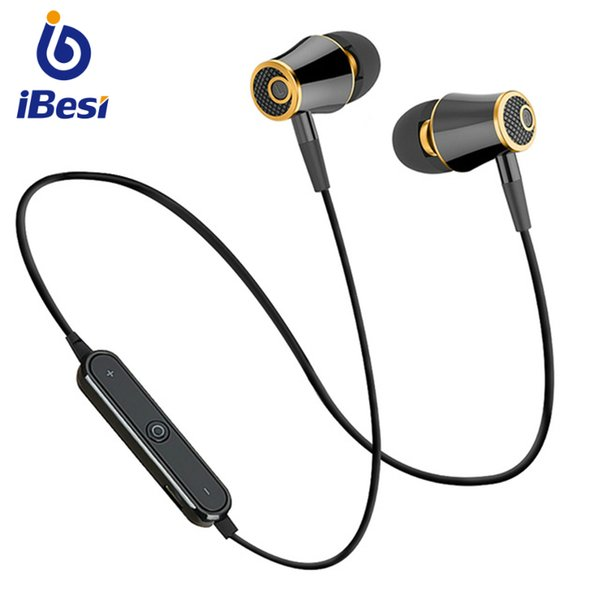 M64 Bluetooth Earphones Sport Neckband Headset In-ear Bass Earbuds Earphone With Mic For Xiaomi Iphone Huawei Smart Phone Lowest price