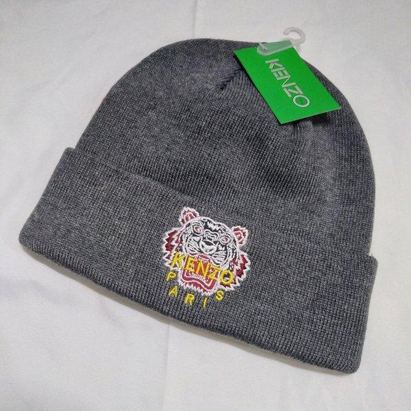 2019 luxe hiver marque femme homme bonnet femme Couturiers Bonnet hip hop tricot Casual Gorros pompon casquettes crâne chapeaux en plein air