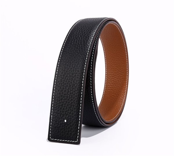 BLB003-Men's and women's fashion belts in a variety of colors with colorful red blue khaki high quality belt buckles the best gift