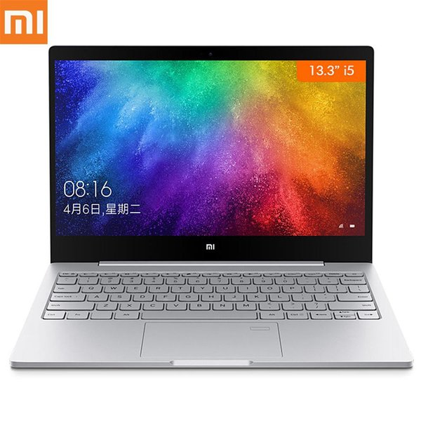 Xiaomi Mi Notebook .3 Win10 CN Version Intel Core I5-7200U Dual Core 2.5GHz 8GB RAM 256GB SSD Fingerprint Sensor Type-C