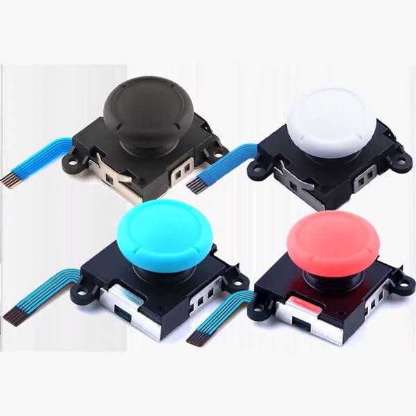 best selling Original 3D Analog Sensor Module Thumb stick Rocker Joystick For Switch NS Joy-Con & Switch Lite Controller Thumbstick FAST SHIP