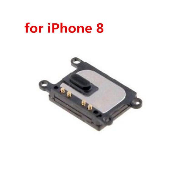 50 UNIDS 100% Nuevo Auricular Auricular Receptor Cable Flex para iPhone 8 8 Plus Repuesto Reparación de Piezas