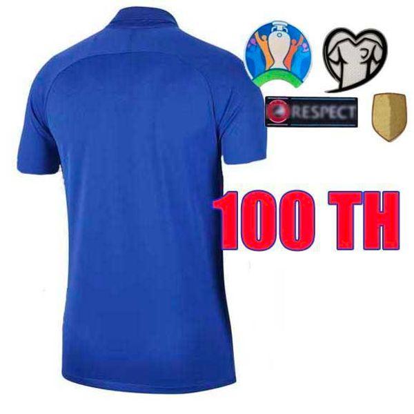 Número 100 + Patch2