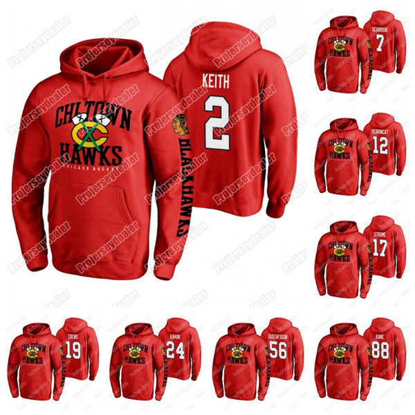 info for a1c09 99fc4 2019 Duncan Keith Chicago Blackhawks Hometown Collection Pullover Hoodie  Kirby Dach Patrick Kane Jonathan Toews Alex DeBrincat Seabrook Jersey From  ...