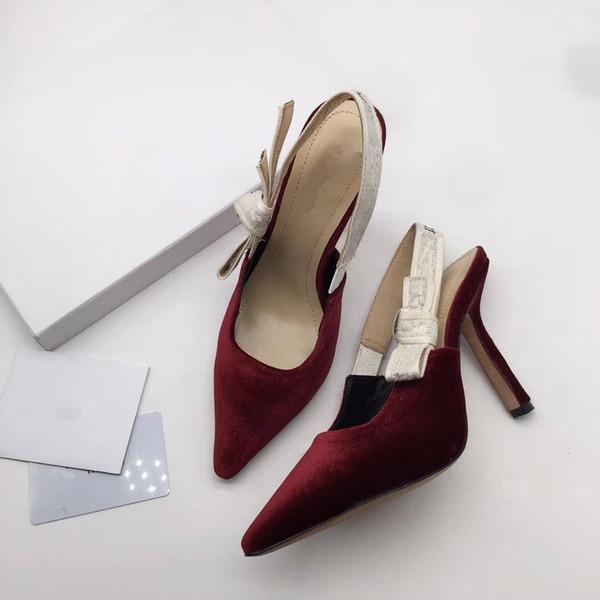 En Tasarımcı Kırmızı Alt Kadın Renk perçinler Yüksek topuklu Stilettos Kadınlar Için Ayakkabı Çıplak Yüksek Topuklu Deri Düğün Ayakkabı ks190118014