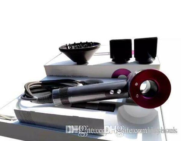 Outlet nueva moda Secador de pelo dysons Professional Salon Tools Blow Dryer Heat Super Speed Blower Secadores de pelo seco con el envío libre venta caliente