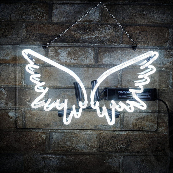 New Star Neon Sign Factory 14X9 Inches Real Glass Neon Sign Light for Beer Bar Pub Garage Room Wing.