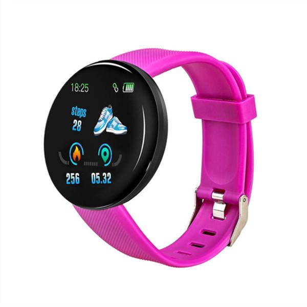 D18 Smart Watch purple