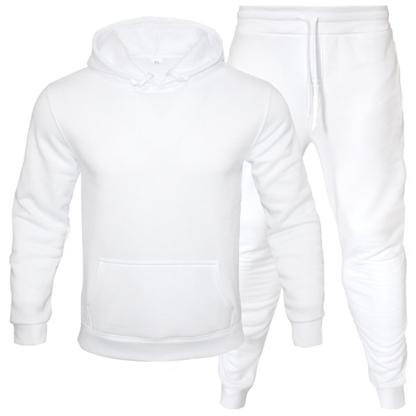 Solid Weiß