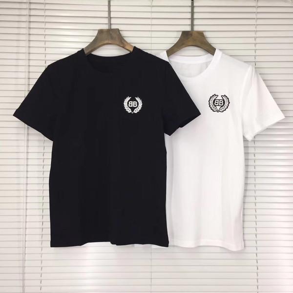 2019 homens verão marca clothing t-shirt dos homens de mangas curtas hip hop streetwear t camisa dos homens designer de t de alta qualidade mulheres t-shirt fzw1035