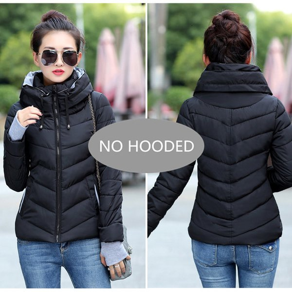 Black--No Hooded