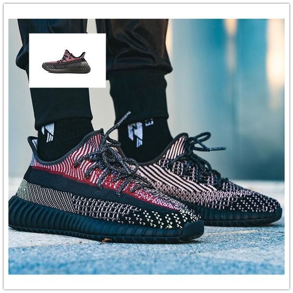 New Coconut Athletic Cement Kanye Hyperspace Designer Sneaker Men Women Casual Running Shoes Women Runner Black