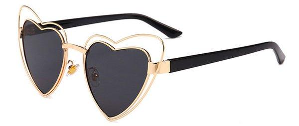 Colore delle lenti: nero dorato