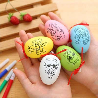 best selling kids educational toys Creative DIY Cartoon eggshell baby Interactive toy Learning Pencils Coloring Education Toys gift for baby