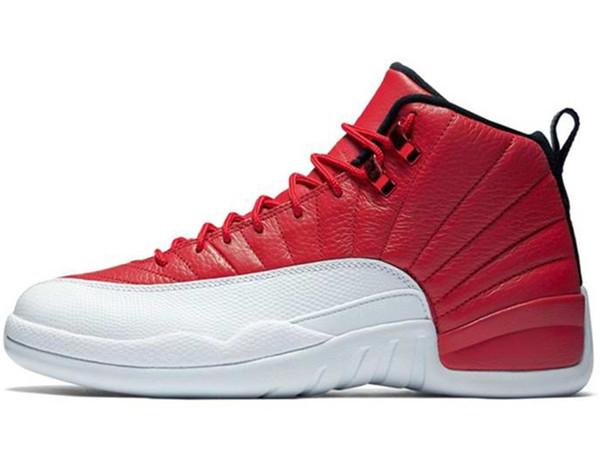 Großhandel Nike Jordan Air Retro 12er Jahre Basketball Schuhe 12 Männer Gym Rot Winterized Schwarz CNY Bulls University Französisch Blau Taxi Die