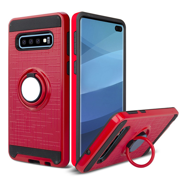 Ring Car Mount Holder Magnetic Hybrid Case For Alcatel A3 PLUS/5011  5044R/Tetra/5041C Pulsemix/Crave/A50/5085 Cover With Stand Custom Phone  Cases