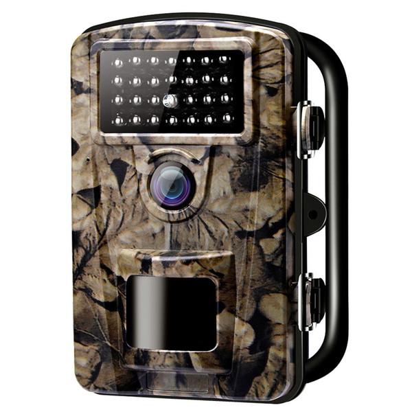 Cámara de caza IP66 Cámara infrarroja de visión nocturna 12MP 1080 P Dispositivo de exploración de animales salvajes Cámara de rastreo Cámara de vigilancia animal