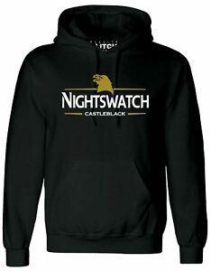 Мужская толстовка с капюшоном 039 s Jon Snow Nights Watch