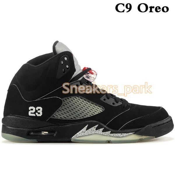C9 Oreo