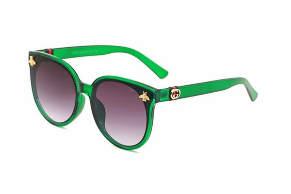 MEROAFLY Bee Pilot Sunglasses Vintage Glasses Shades For Women Men Metal Frame Fashion New Designer Sunglasses Women Accessories Wiley X Sunglasses