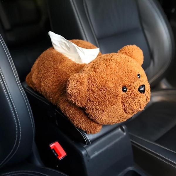 Brown doll bear