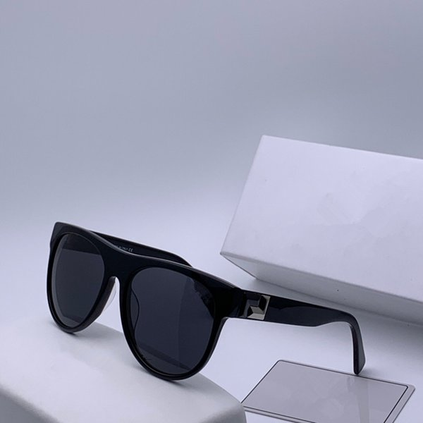 Popular 4346 Designer Sunglasses Luxury men Oval Summer Style Rectangle Full Frame Top Quality UV Protection Come With Case