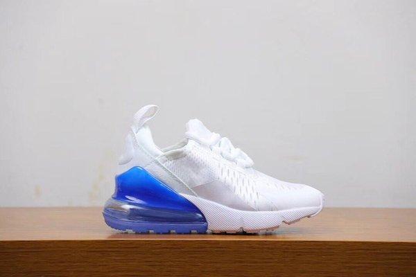 A8 White Blue