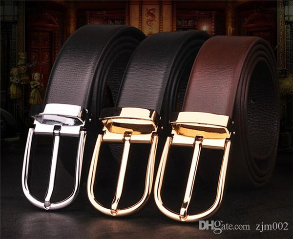 Men Without Head Belts Youth And Leisure Belts