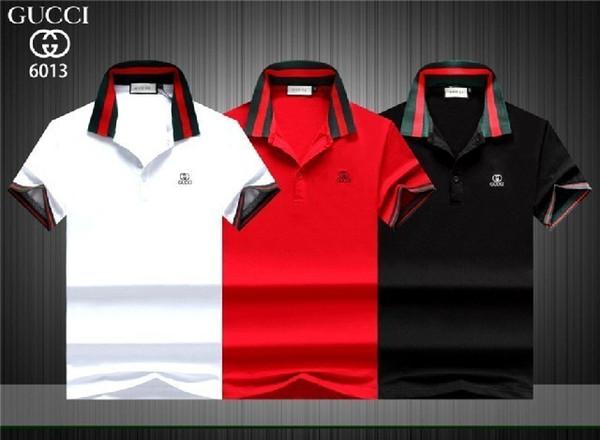 Homens de manga curta t-shirt do menino Polo camisa de roupas de verão 2019 novos produtos Preços por atacado Confortável bonito Elastic cuffsf