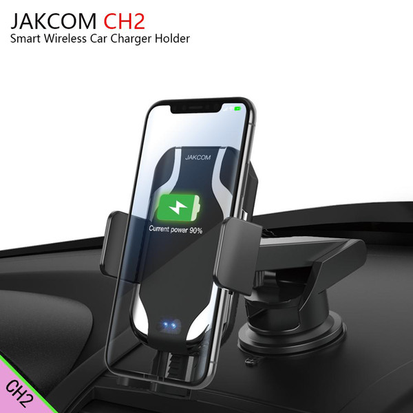 JAKCOM CH2 Smart Wireless Car Charger Mount Holder Hot Sale in Other Cell Phone Parts as fm transmitter code qhdtv rta