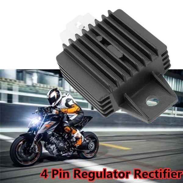 Ciclomotore motorino ATV Dirt Bike Quad ATV 4 pin Regolatore di Tensione 90cc 110CC 125CC 140cc 200CC Pit