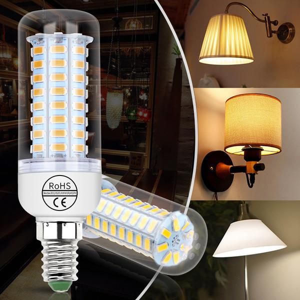 Lampada Led Gu10 20w.Canling E14 Led Lamp E27 Led Bulb 5730 Lampada Gu10 Corn Light 5w 7w 9w 12w 15w 20w Energy Saving Light Bulb 220v 240v Lamps Cree Led Light Bulbs A19