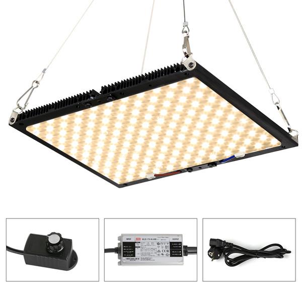 Cresce a luz LED Regulável Conselho Quantum Full Spectrum SAMSUNG LM301B 140W Planta que cresce da lâmpada para plantas de estufa Indoor Crescimento