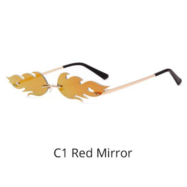 Mirror Red C1