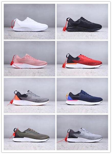 2019 hOyt ODYSSEY REACT zapatillas deportivas para hombres de punto Epic React ladies 2.0 NMD transpirable calzado deportivo de ocio 36-45
